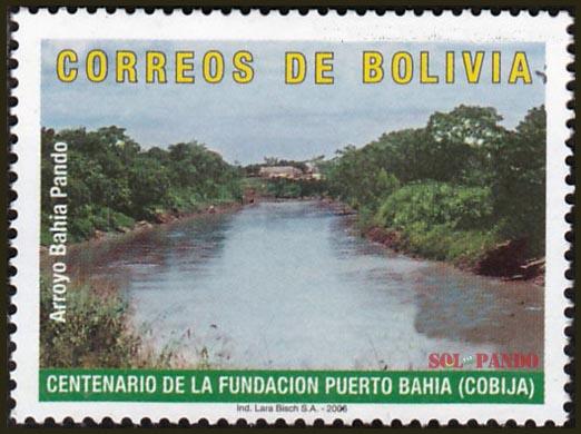 Cobija   Arroyo Bahía   Río Acre