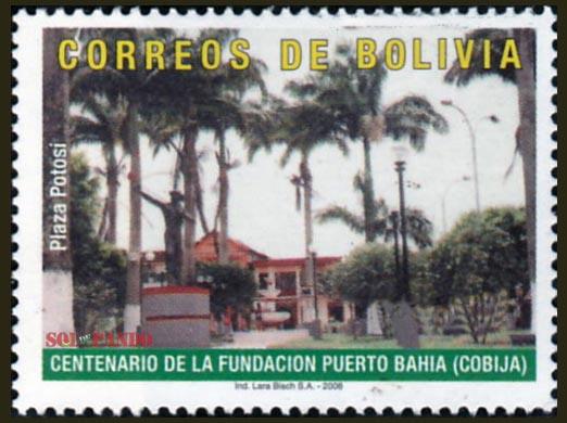 Cobija | Plaza Potosí