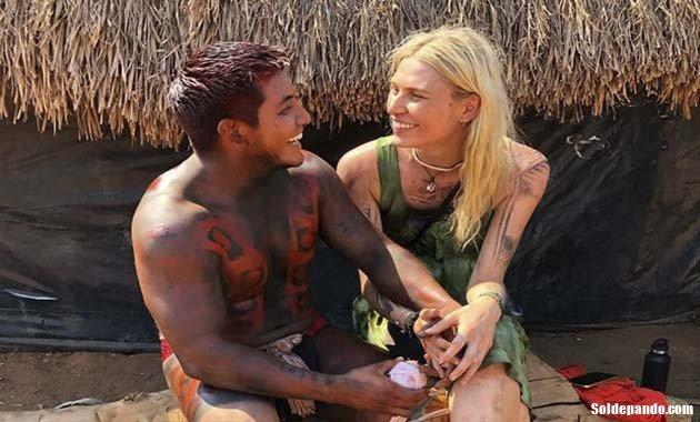 GALERÍA | Una pareja inter-racial