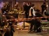 Rescatistas reaccionan ante uno de los ataques yihadistas en París, en el décimo y undécimo distritos. | Foto Xinhua
