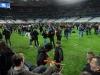 Tras el estallido de dos bombas en las cercanías del estadio, el partido entre Alemania y Francia se suspendió y comenzó la evacuación. | Foto Daily Mail