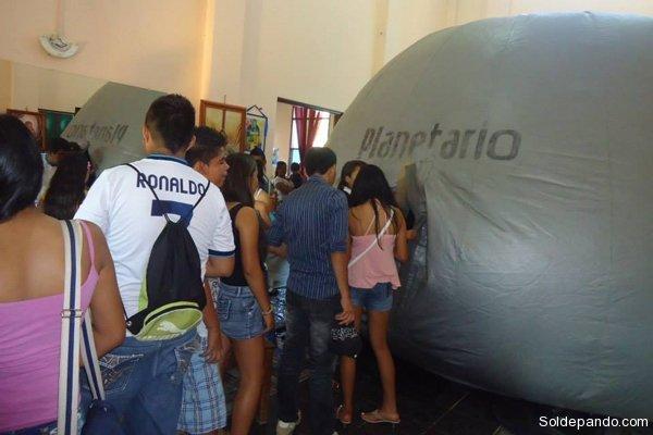 AstroPando