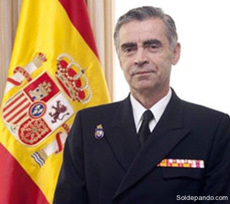 Fernando García Sánchez, Estado Mayor de España en la OTAN