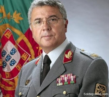 Luis Valença Pinto, Estado Mayor de Portugal en la OTAN