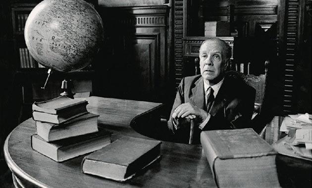 GALERÍA   El mundo literario de Borges