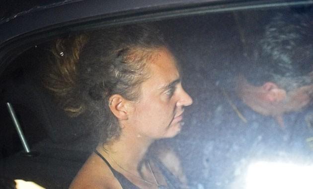 GALERÍA   Carola arrestada