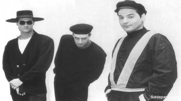 Soda Stereo fue una banda de rock argentina, considerada como una de más influyentes e importantes de todos los tiempos en Latinoamérica. El trío estuvo conformado por Gustavo Cerati, Héctor Zeta Bosio y  Charly Alberti.   Foto Archivo