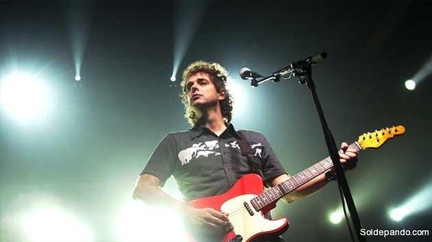 Gustavo Adrián Cerati Clark, un músico, cantautor, compositor y productor discográfico argentino, considerado uno de los más influyentes y reconocidos músicos del rock iberoamericano y una leyenda del rock argentino.    Foto Archivo