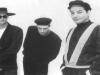 Soda Stereo fue una banda de rock argentina, considerada como una de más influyentes e importantes de todos los tiempos en Latinoamérica. El trío estuvo conformado por Gustavo Cerati, Héctor Zeta Bosio y  Charly Alberti. | Foto Archivo
