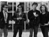 El trío Soda Stereo junto con Charly García que compartió escenarios y cantó junto a Gustavo Cerati. | Foto Archivo
