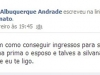 Facebook de Nonato