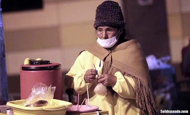 GALERÍA   La pandemia en Bolivia