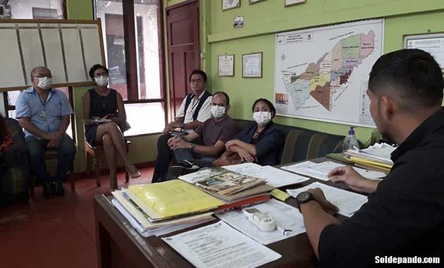 GALERÍA | Planificando el control epidemiológico
