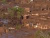 La localidad de Bento Rodrigues, en el municipio de Mariana, cerca a la ciudad de Belo Horizonte, capital del Estado de Minas Gerais, ha quedado completamente inundada por el barro tóxico de una mina de hierro cuyo embalse de desechos colapsó.   Foto AFP