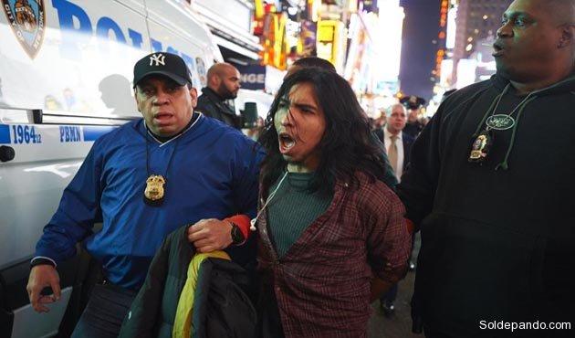Un juez impuso a Ibáñez la fianza de $us 30.000 para salir en libertad, mientras espera un juicio criminal.   Foto Daily News
