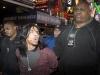El líder comunitario enfrenta su cuarto arresto policial desde el 2012, a causa de su compromiso libertario.   Foto AP