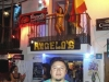 """Sahonero exhibiéndose mientras vacacionaba en la exclusiva isla de Ibisa, España, en septiembre del 2011.   Foto Facebook de Wilson Remberto """"Tony"""" Sahonero Ampuero"""