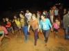 El Sistema Eléctrico Aislado de Red de Baja Tensión en la Comunidad de Alto Bahía, en el municipio de Santa Rosa del Abuná, beneficiará a 35 familias.   Foto Prensa GADP