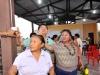 El pasado mes de agosto, 65 familias que componen la comunidad Mapajo recibieron la red eléctrica de baja tensión que les dará luz las 24 horas del día.   Foto Prensa GDAP