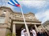 Apertura de la Embajada de Cuba en Washington.