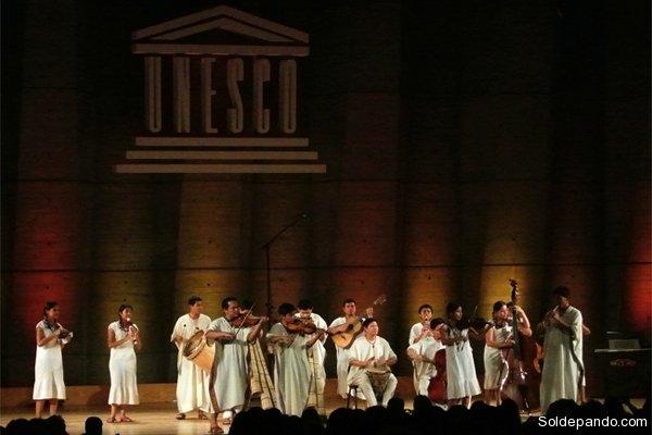 Concierto en la Unesco, París, 24 de octubre 2013.