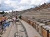 La monumental obra tiene un financiamiento de 73 millones de bolivianos, de los cuales 22 corresponden a la Gobernación de Pando. Ya tiene más de un año de ejecución y será entregada provisionalmente en marzo de 2015. | Foto GADP