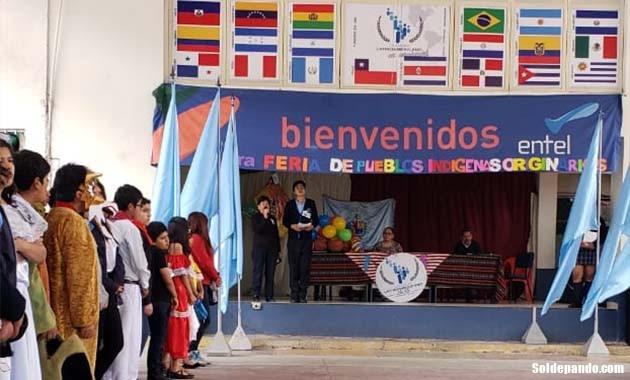 GALERÍA | La Amazonia según colegiales de Cochabamba