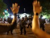 GELERÍA | La Casa Blanca bajo el asedio popular