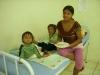 Una madre de familia asegurada mediante el Seguro Universal Materno Infantil (Sumi) | Foto Silvia Antelo Aguilar, 2010