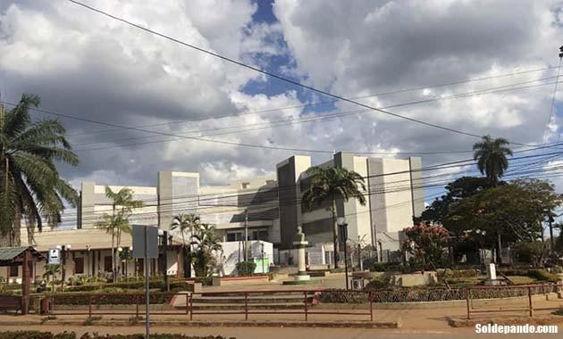 GALERÍA | Así se edificó el Hospital de Tercer Nivel