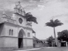 La Iglesia construida en 1930, vista por el fotógrafo cochabambino Rodolfo Torrico Zamudio unos años después. | Foto Archivo Sol de Pando
