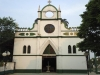 Este templo del pueblo católico es uno de los emblemas arquitectónicos de la ciudad de Cobija. | Foto Silvia Antelo Aguilar
