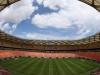El Arena da Amazônia ya está listo para los partidos del Mundial 2014.   Foto ©FifaP