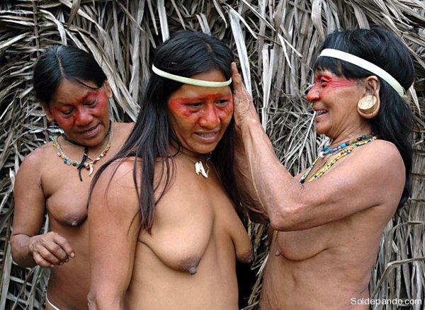 GALERÍA | Así viven los Waorani