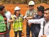 El futuro asfaltado permitirá optimizar la distancia y el tiempo en el tramo; el diseño de la construcción considera una variante de 4,56 kilómetros de la longitud en zona de monte, además de la construcción del puente, reduciendo en 18,63 kilómetros en el recorrido entre Puerto Rico y El Sena.   Foto GADP