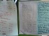 Listas de los inocentes pacientes en varios centros hospitalarios. Niños de entre 6 y 16 años de edad.