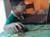 A sus siete años es un acucioso investigador en internet. Averigua qué existia antes de la explosión del Big Bang.