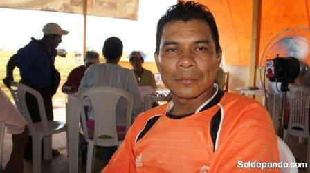 Omar Zelada de la comunidad Holanda