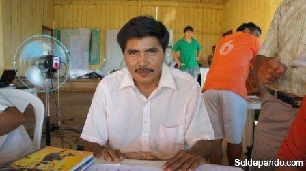 Alejandro Felipe Silva de la comunidad Veracruz
