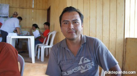 Javier Baldivieso.