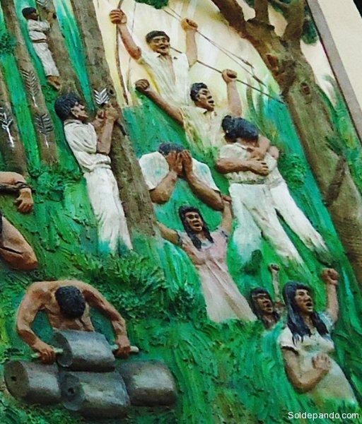 Mural Pacahuara