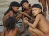 Niños del Pueblo Enawene Nawe