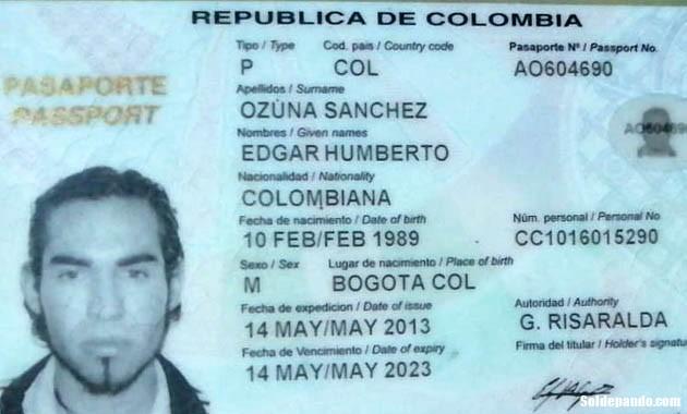 GALERÍA | Ozuna preso en Quillacollo