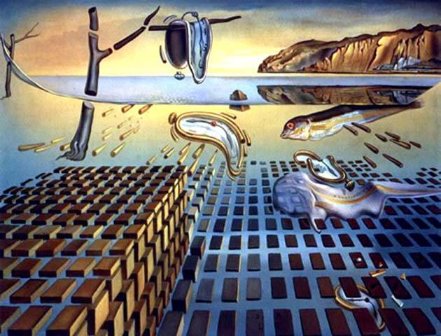GALERÍA   Algo de la obra de Dalí