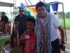 El Seguro Universal de Salud en Pando que beneficia gratuitamente a trabajadores campesinos y no asalariados, ya se ruraliza atendiendo a más de 1.500 habitantes que moran en 24 comunidades a orillas del río Abuná, con 138 prestaciones entre consultas médicas, internación y cirugía cubiertas por la Gobernación. | Foto GADP
