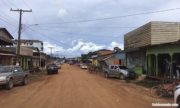 GALERÍA   Puerto Evo