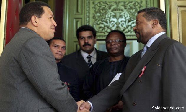 GALERÍA | Contacto en Angola