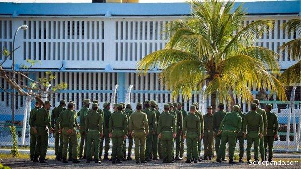 Cárcel Cubana
