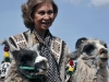 BOLIVIA-SPAIN-ROYALTY-QUEEN SOFIA