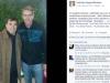 Gabriela Zapata dedica sendos elogios al Ministro de la Presidencia en su red social. | Foto Facebook